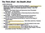 the third jihad the stealth jihad useful references