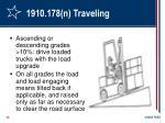1910 178 n traveling33