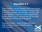 standard 5 2