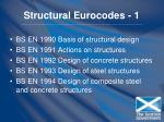 structural eurocodes 164