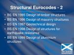 structural eurocodes 2