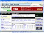football data source
