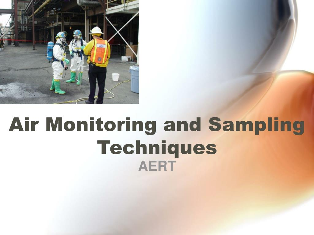 air monitoring and sampling techniques l.