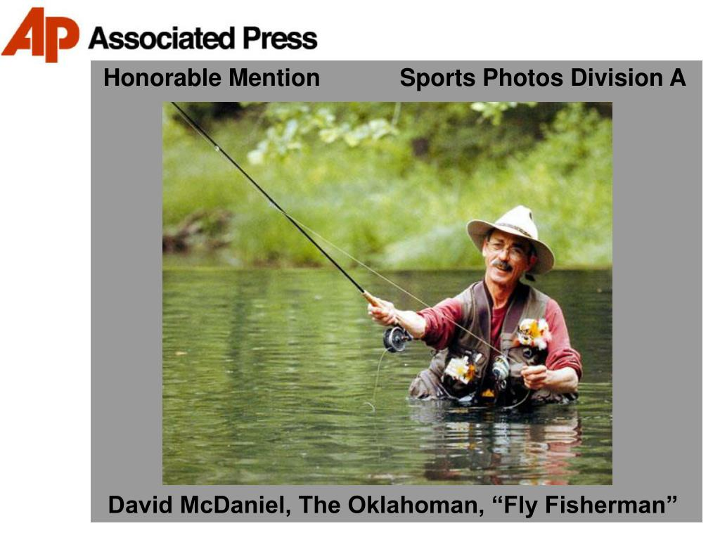 Honorable Mention            Sports Photos Division A