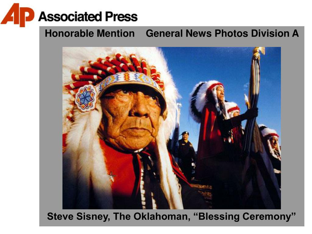Honorable Mention    General News Photos Division A