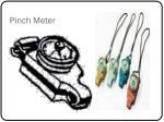 pinch meter