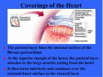 coverings of the heart9
