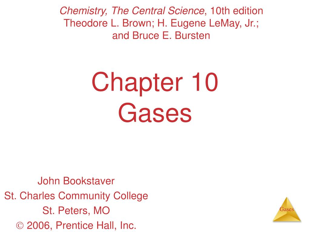 chapter 10 gases l.