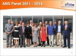ans panel 2011 2014