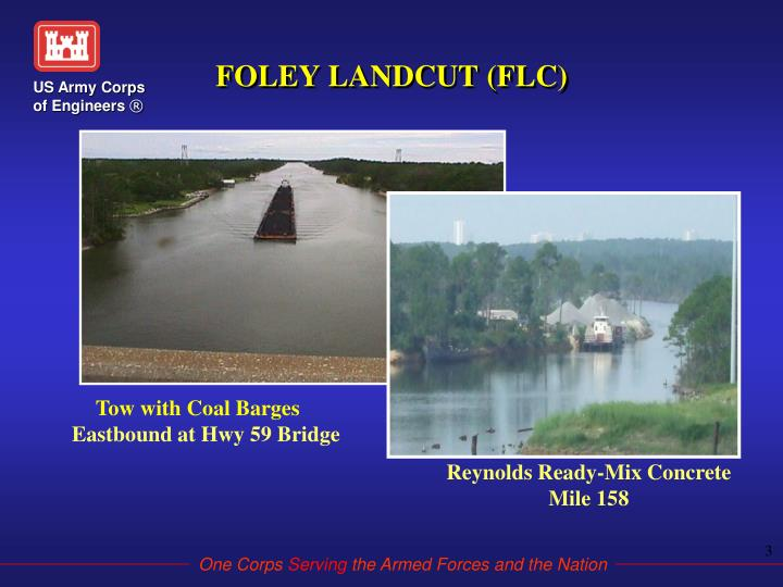 Foley landcut flc