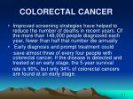 colorectal cancer24