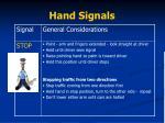 hand signals11