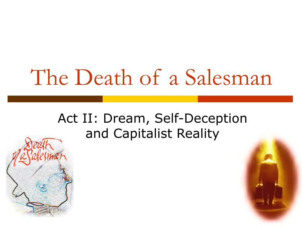 the death of a salesman l.