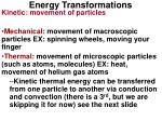 energy transformations2