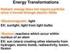 energy transformations6