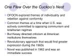 one flew over the cuckoo s nest3