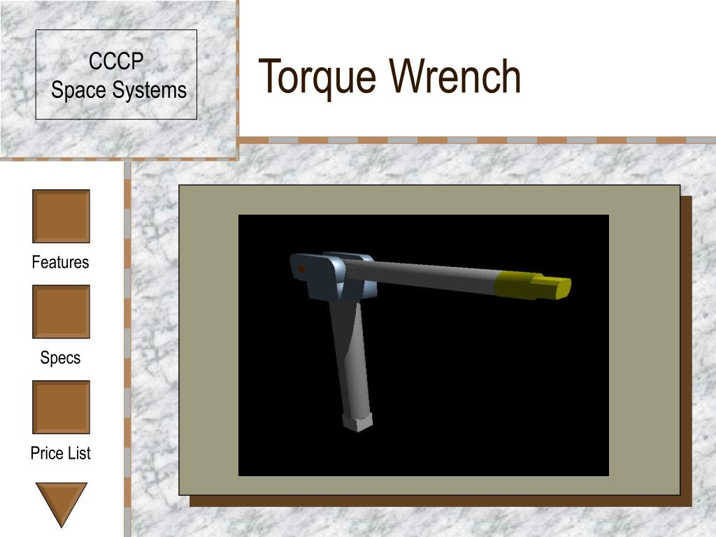 torque wrench l.