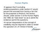 human rights73
