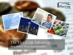 the flex corp advantage