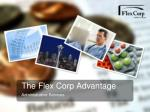 the flex corp advantage8