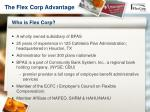 who is flex corp