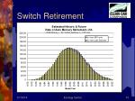 switch retirement