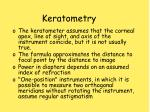 keratometry30