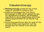 videokeratoscopy33
