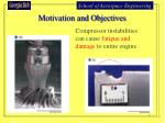 motivation and objectives4