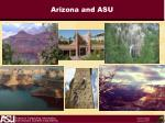 arizona and asu