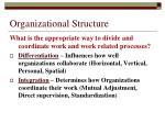 organizational structure4