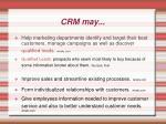 crm may