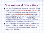 conclusion and future work30
