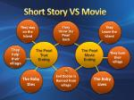 short story vs movie