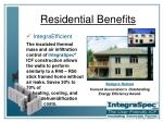residential benefits17