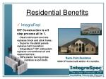 residential benefits18