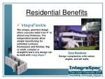 residential benefits22