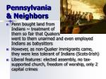 pennsylvania neighbors