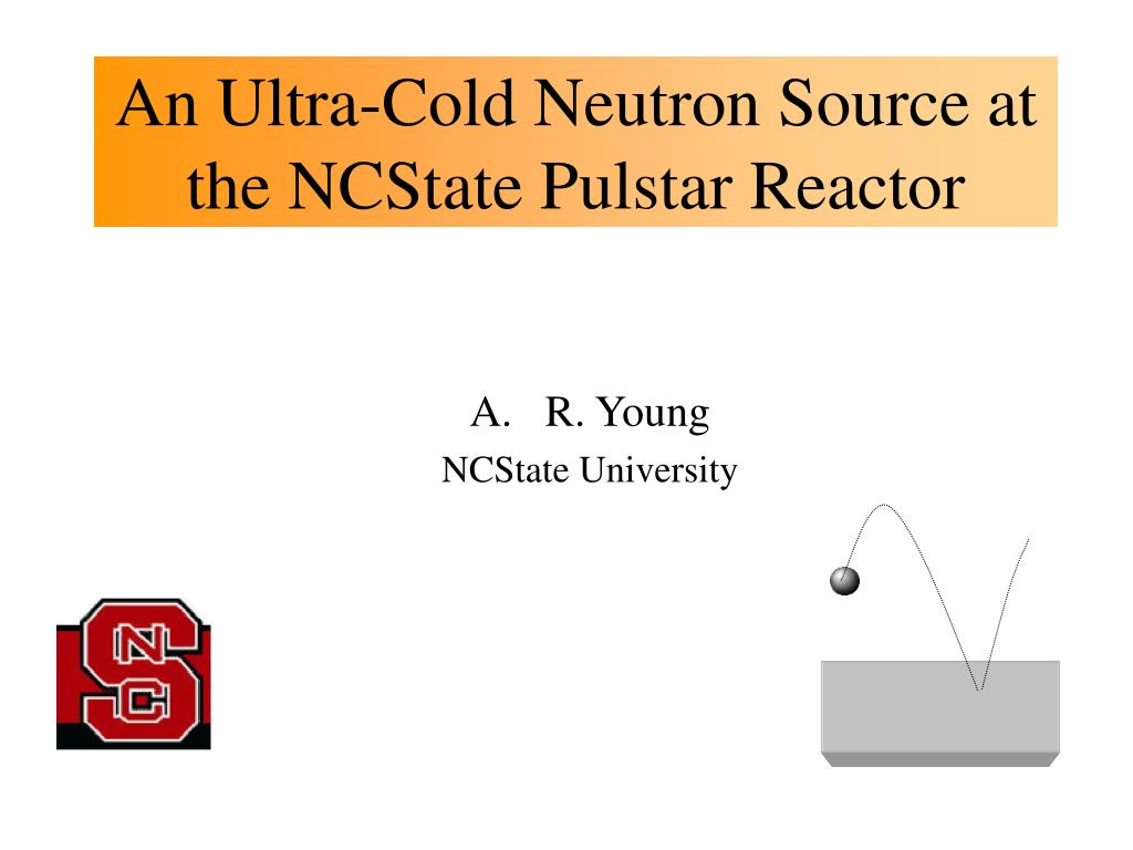 an ultra cold neutron source at the ncstate pulstar reactor l.