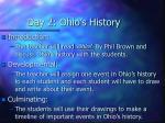 day 2 ohio s history15