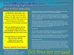 mobility specialist inc best in class warranty