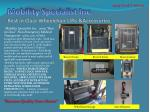 mobility specialist inc best in class wheelchair lifts accessories