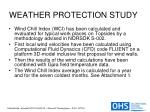 weather protection study26
