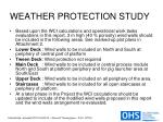 weather protection study27