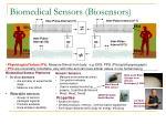 biomedical sensors biosensors
