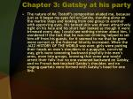 chapter 3 gatsby at his party