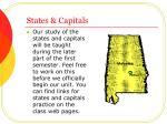 states capitals