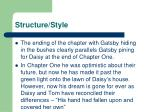 structure style34