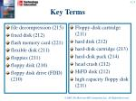 key terms27