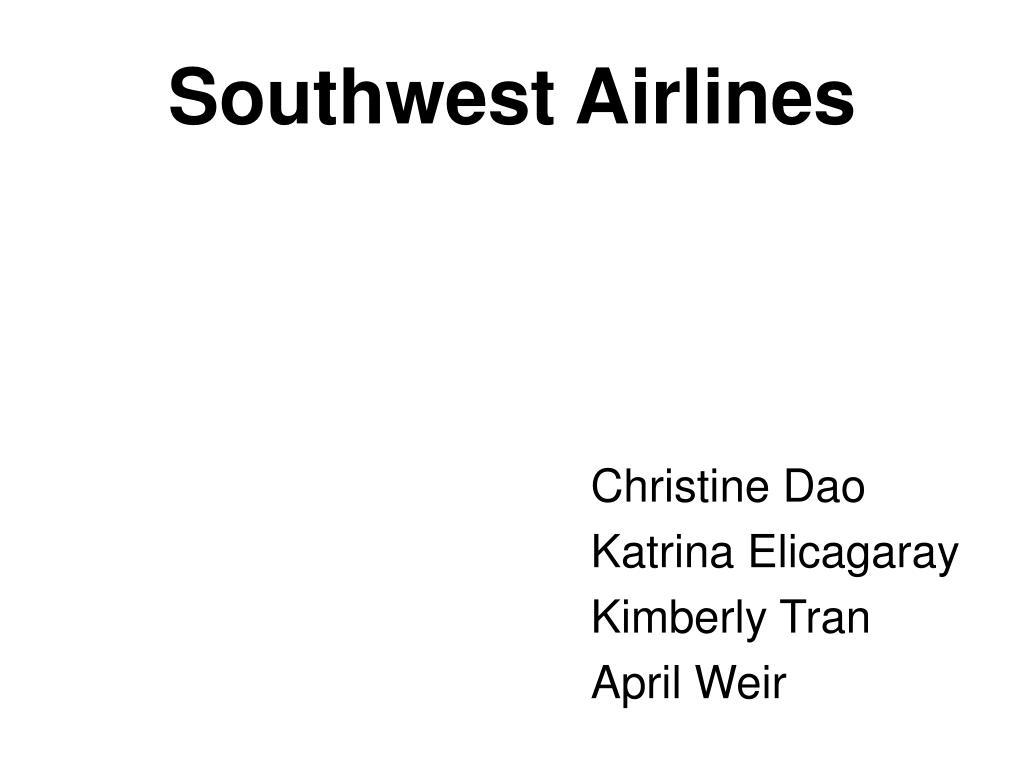 southwest airlines l.